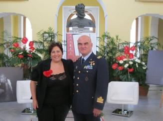 angie-cafiero-colonnello-gianmarco-bellini