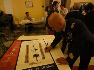 autografo-ricordo-colonnello-gianmarco-bellini