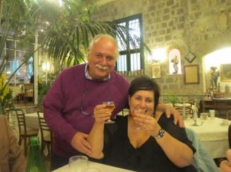Enzo Manniello e Angie Cafiero