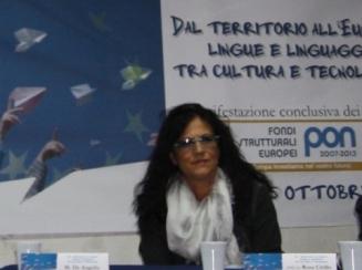 Rosa Cirillo dirigente scuola San Paolo Sorrento