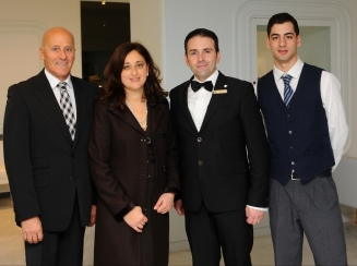 Staff Grand Hotel Riviera di Sorrento