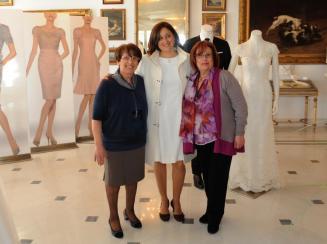 Maria Cilento - Carolina Ciampa - Lucia Cilento - Cherie Mode Vico Equense