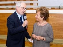 Antonino Siniscalchi Giornalista Lidia Russo moglie di Luca Fiorentino albergatore Grand Hotel Excelsior Vittoria di Sorrento