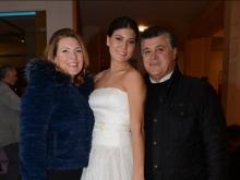 Adriana, Giovanna e Giuseppe Stinga