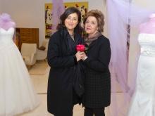 Carolina Ciampa e la dolcissima Cristina Tramontano