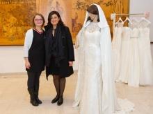 Atelier Grazia Sposa di Luisa Di Rosa  con Carolina Ciampa