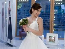 Stefania Oteri abito Cherie Mode Boutique di Vico Equense
