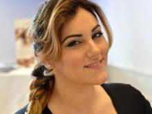 Relax & Co. Centro Benessere Donna Parrucchiere Unisex , modella Annamaria Astarita