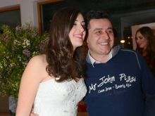 Aurora Esposito e Luigi Morgan