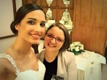 Grazia Sposa di Luisa Di Rosa con Claudia Attianese