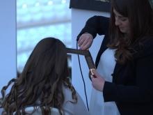 Bhsalon Hairdressing  Vico Equense (Na) con Antonella