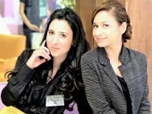 Dama Gioielli di Maione Daniela con Stefania Oteri