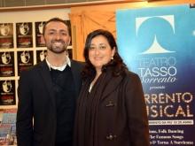 Teatro Tasso Sorrento Musical con Toni Della Ragione