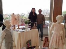 Andrea Baby Boutique  Vico equense (Na) con Andrea Astarita e Carolina Ciampa