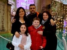 Mariano Somma e Famiglia